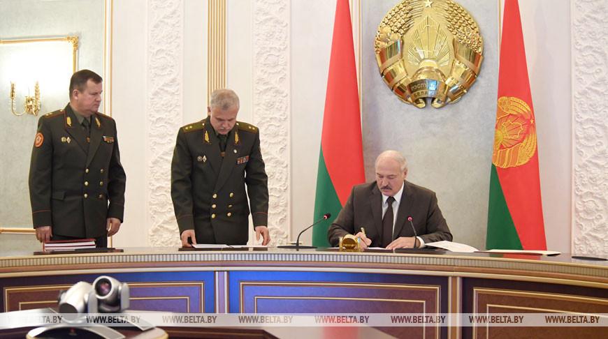 Александр Лукашенко утвердил новый план обороны Беларуси. На чем сделаны акценты?