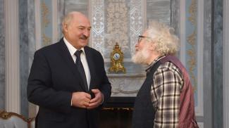Александр Лукашенко и Алексей Венедиктов
