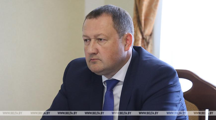 Андрей Стрелецкий. Фото из архива
