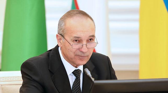 Назаркулы Шакулыев. Фото официального сайта Исполнительного комитета СНГ