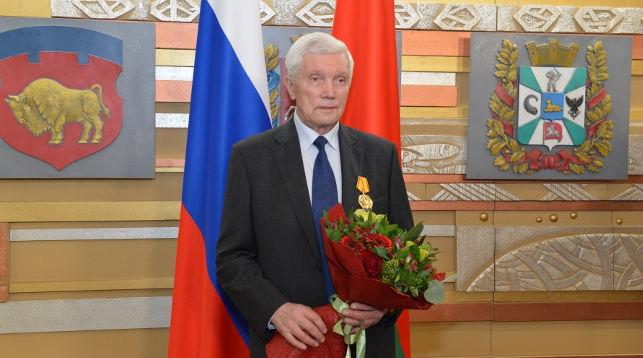 Александр Суриков. Фото посольства Беларуси в России