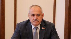 Иван Корж. Фото Палаты представителей