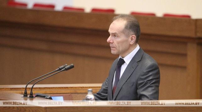 Григорий Василевич. Фото из архива