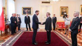 Фото белорусской дипмиссии в Варшаве
