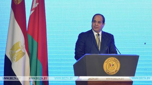 Президент Египта Абдель Фаттах аль-Сиси. Фото из архива