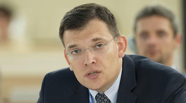 Юрий Амбразевич. Фото   Новости ООН