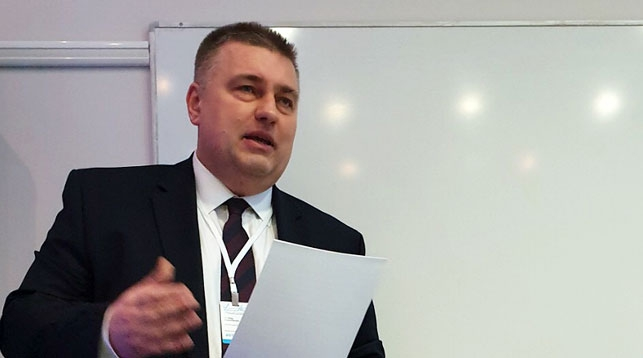 Олег Кравченко. Фото МИД