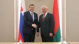 Андрей Данко и Михаил Мясникович