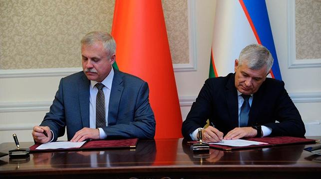 Фото Госсекретариата Совета безопасности Беларуси
