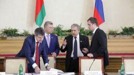 Фото Комиссии Парламентского собрания Союза Беларуси и России