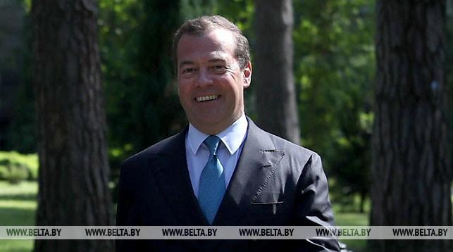 Дмитрий Медведев. Фото из архива
