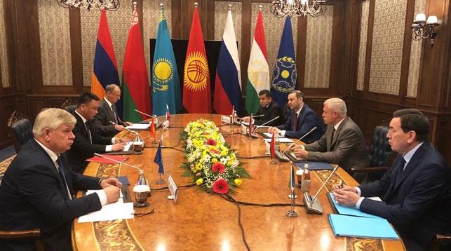 Фото предоставлено Госсекретариатом Совета безопасности