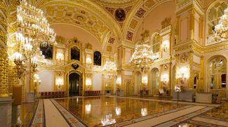Александровский зал Большого Кремлевского дворца. Фото portalglobus.ru