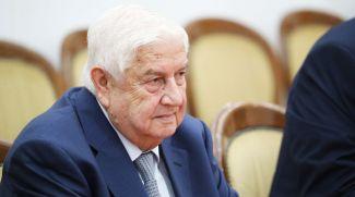 Валид аль-Муаллем