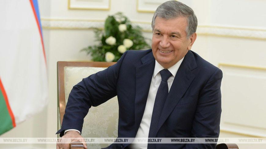 Шавкат Мирзиёев. Фото из архива