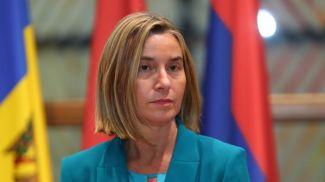 Федерика Могерини. Фото из архива