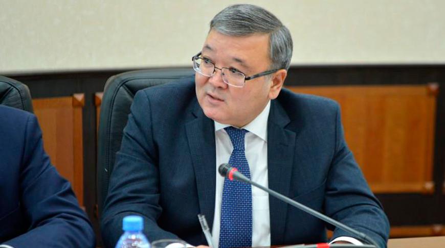 Аскар Бейсенбаев. Фото КАЗИНФОРМ