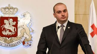 Мамука Бахтадзе. Фото RFE/RL