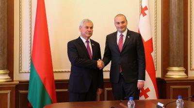 Владимир Андрейченко и Мамука Бахтадзе