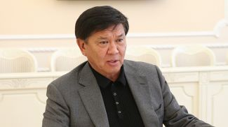 Ермухамет Ертысбаев. Фото из архива