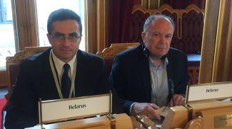 Дмитрий Мирончик и Валерий Воронецкий. Фото МИД