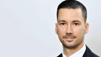 Лукаш Паризек. Фото пресс-службы посольства Словакии