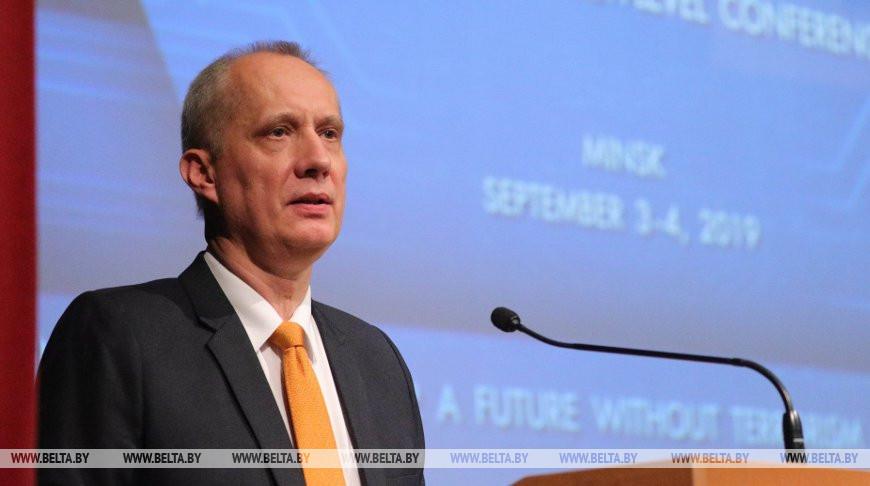 Расширение международного цифрового сотрудничества требуется по всем направлениям — Дапкюнас