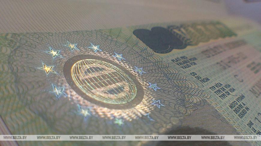 «Шенген» будет стоить белорусам 35 евро спустя два месяца после заключения двух соглашений — Шубель