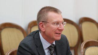 Эдгарс Ринкевичс. Фото из архива