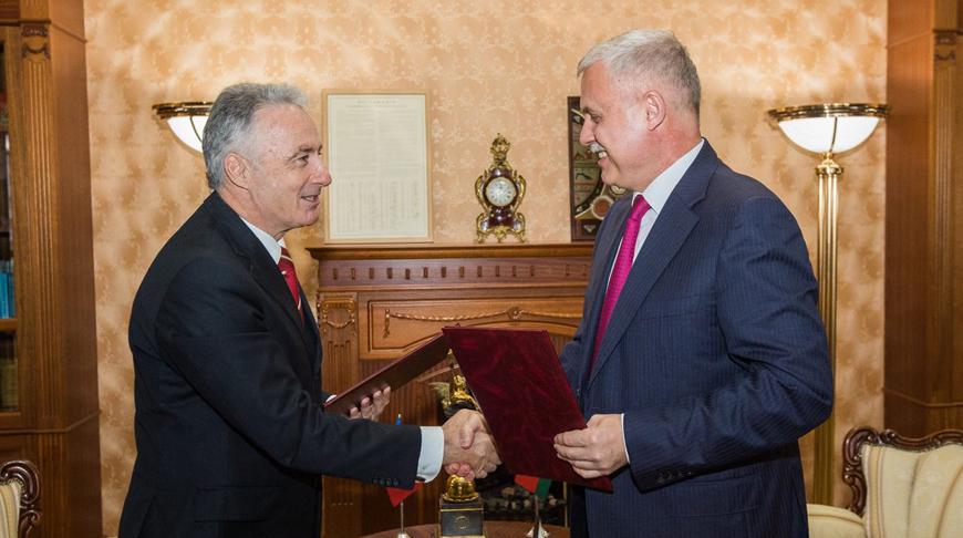 Фото Госсекретариата Совета безопасности