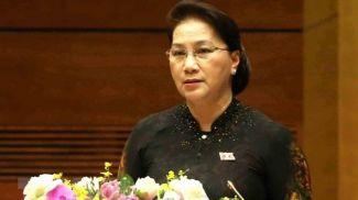 Нгуен Тхи Ким Нган. Фото vietnamplus.vn