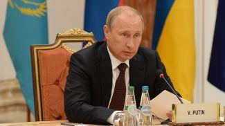 Владимир Путин. Фото из архива