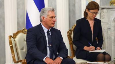 Мигель Марио Диас-Канель Бермудес