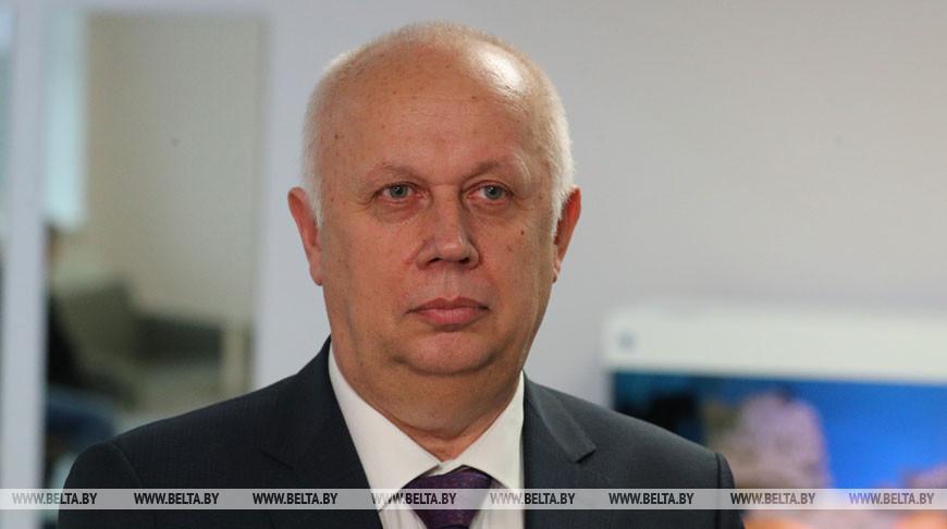 Вакульчик назначен уполномоченным представителем Президента вБрестской области, Сивак— вМогилевской