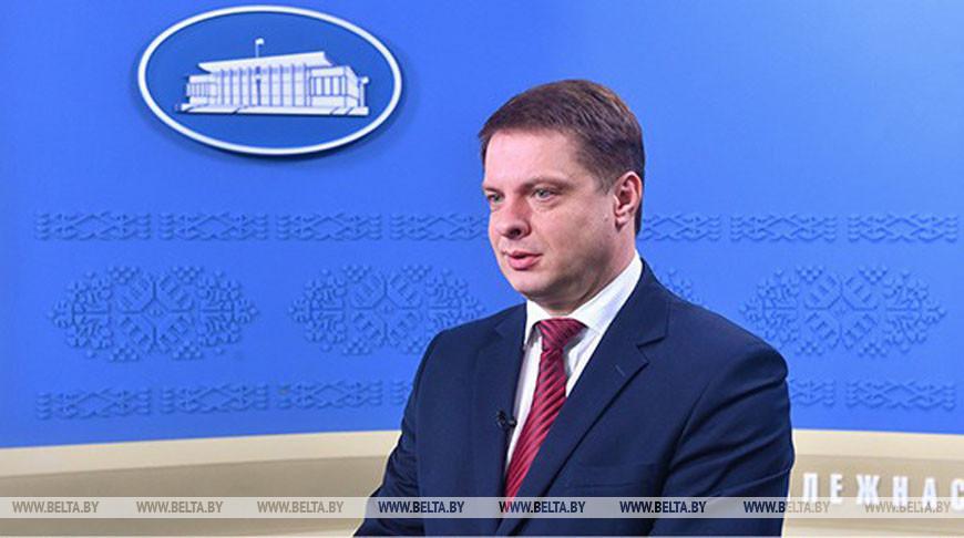 Андрей Лученок. Фото из архива