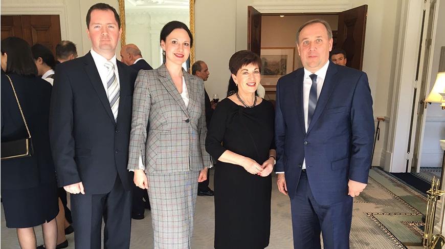 Фото посольства Беларуси