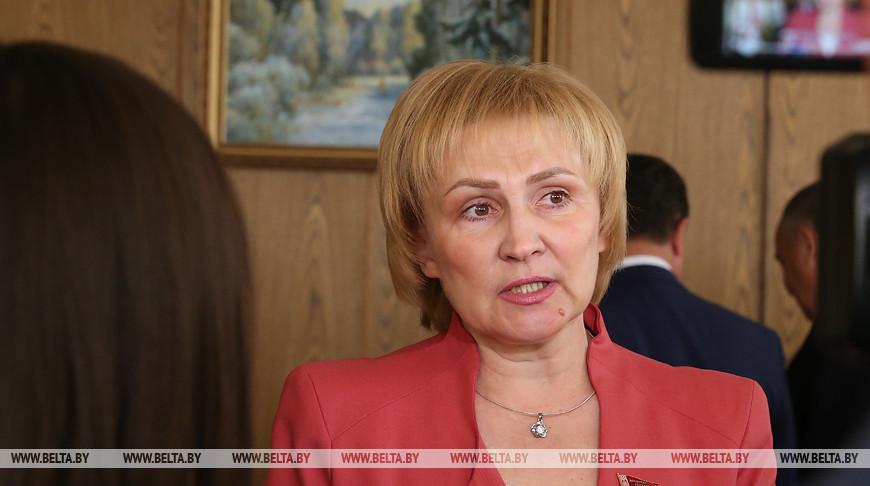 Людмила Добрынина. Фото из архива