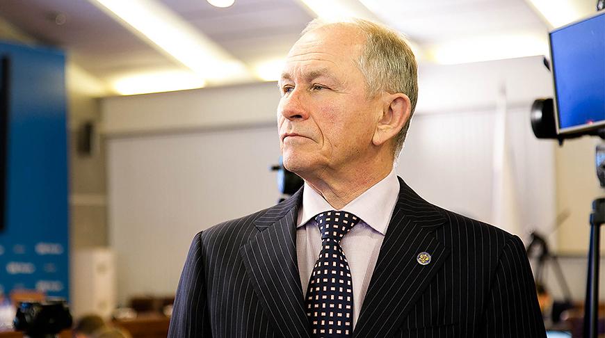 Валерий Гальченко. Фото cikrf.ru