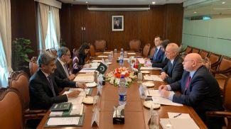 Фото посольства Беларуси в Пакистане