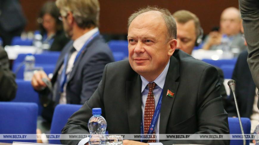 Валерий Воронецкий. Фото из архива