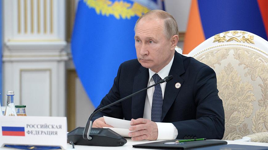 Владимир Путин. Фото Кабар