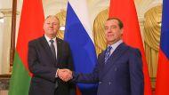 Румас предложил Медведеву обсудить нерешенные вопросы по интеграции СГ