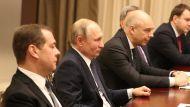 Путин надеется, что Беларусь и Россия получат заметные преимущества от интеграции в СГ