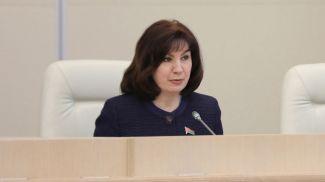 Выступает Наталья Кочанова