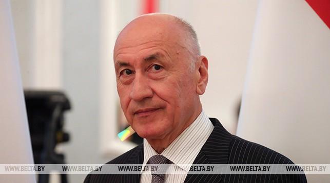 Посол Узбекистана в Беларуси Носиржон Юсупов