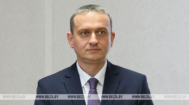 Министр транспорта и коммуникации Алексей Авраменко