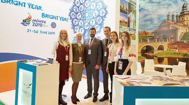 Фото посольства Беларуси в Испании