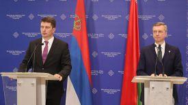 Драган Стеванович и Владимир Колтович