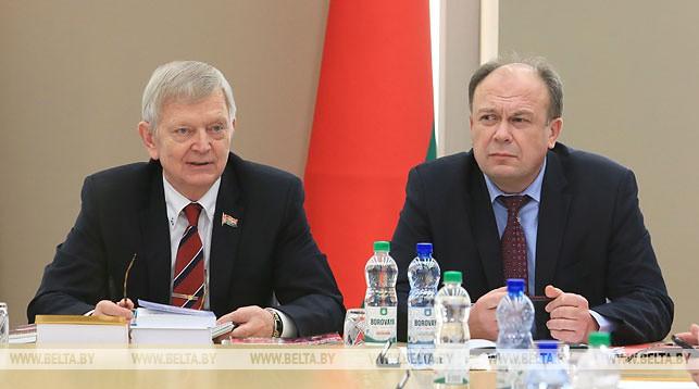 Сергей Рахманов и Валерий Воронецкий