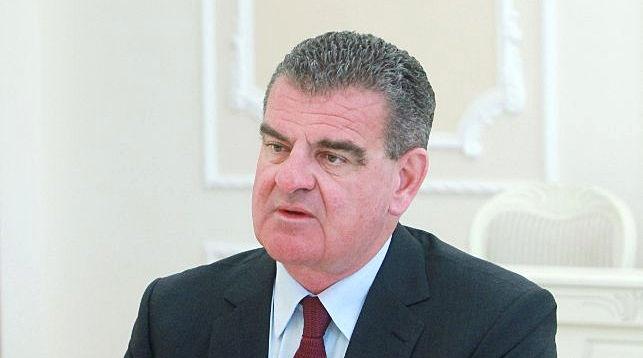 Петер Шпулер. Фото пресс-службы правительства - БЕЛТА